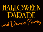 Halloween Parade & Dance Party